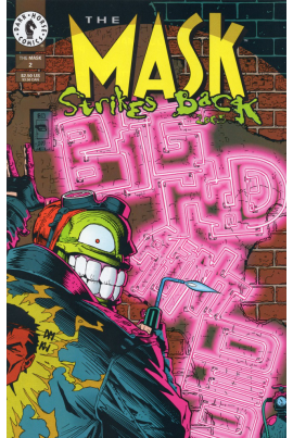 The Mask Strikes Back #2