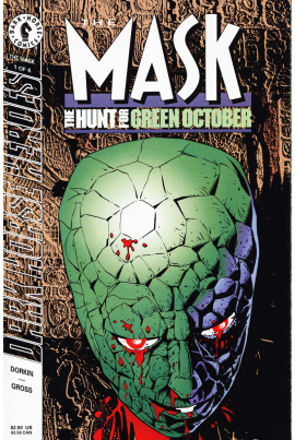 The Mask: The Hunf for Green October #1