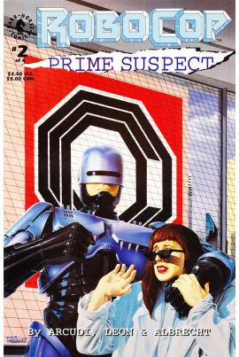 RoboCop: Prime Suspect #2