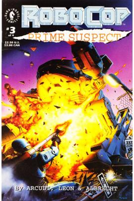RoboCop: Prime Suspect #3