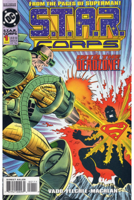 S.T.A.R. Corps #1