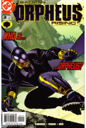 Batman: Orpheus Rising #2