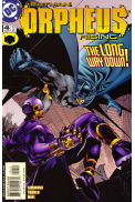 Batman: Orpheus Rising #4
