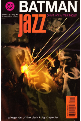 Legends of the Dark Knight: Jazz #2