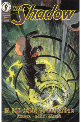 The Shadow: In the Coils of Leviathan #4