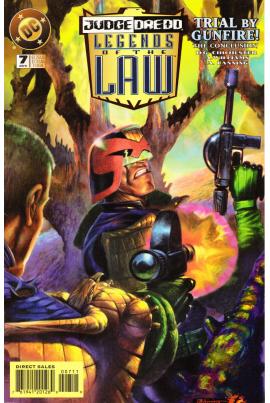 Judge Dredd: Legends of the Law #7