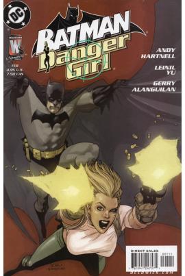 Batman / Danger Girl #1