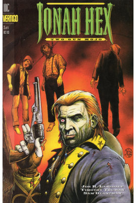 Jonah Hex: Two-Gun Mojo #3