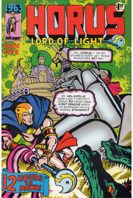 1963 - Book Five: Horus, Lord of Light
