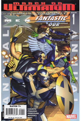Ultimate X-Men / Ultimate Fantastic Four Annual #1