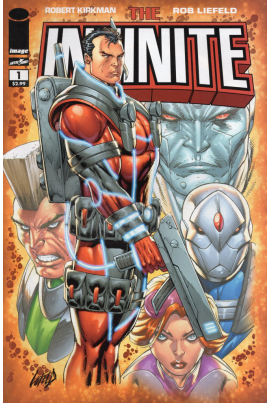 The Infinite #1 A