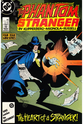 The Phantom Stranger #1