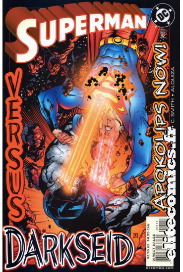 Superman vs Darkseid #1