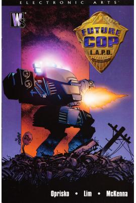 Future Cop LAPD #0