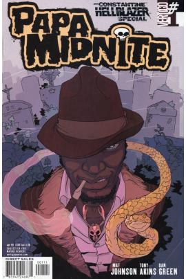 Hellblazer Special: Papa Midnite #1