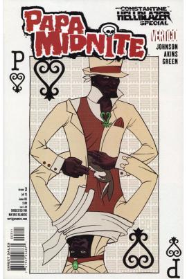 Hellblazer Special: Papa Midnite #3