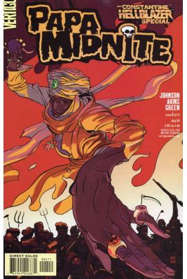 Hellblazer Special: Papa Midnite #4