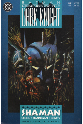 Legends of the Dark Knight #2