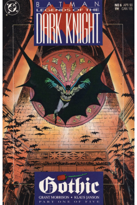Legends of the Dark Knight #6