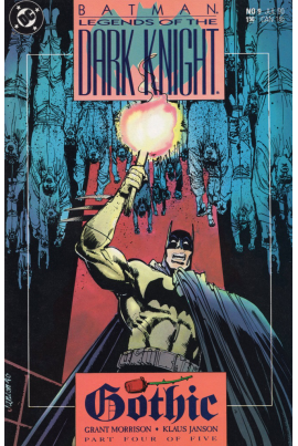 Legends of the Dark Knight #9