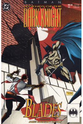 Legends of the Dark Knight #34