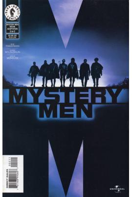 Mystery Men Movie Adaptation #2