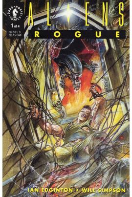 Aliens: Rogue #1