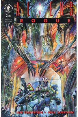 Aliens: Rogue #2