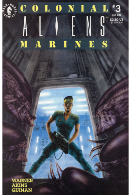 Aliens: Colonial Marines #3
