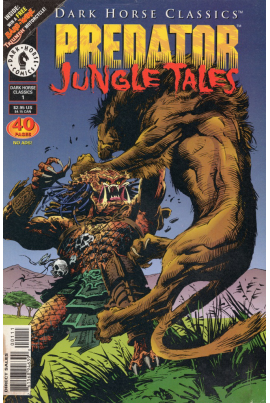 Predator: Jungle Tales