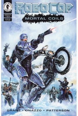 RoboCop: Mortal Coils #1