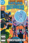 Batman and The Outsiders #30