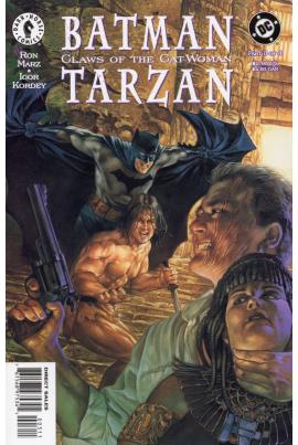 Batman / Tarzan: Claws of the Cat-Woman #3