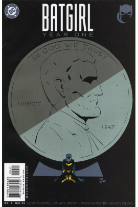 Batgirl Year One #4