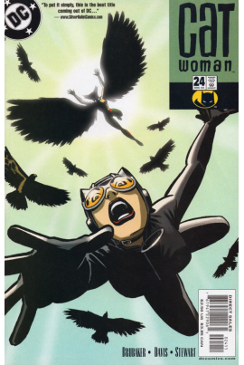 Catwoman #24