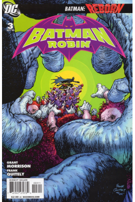 Batman and Robin #3