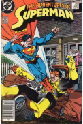 The Adventures of Superman #430