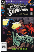 The Adventures of Superman #467