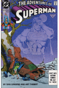 The Adventures of Superman #474