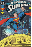 The Adventures of Superman #505