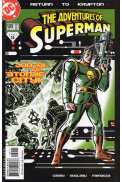 The Adventures of Superman #589