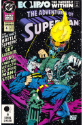 The Adventures of Superman Annual #4