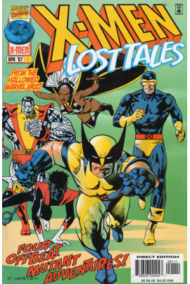 X-Men: Lost Tales #1