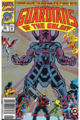 Guardians of the Galaxy #25