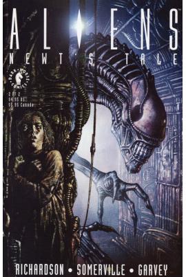 Aliens: Newt's Tale #2
