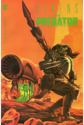 Aliens vs. Predator #1