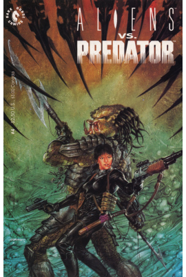 Aliens vs. Predator #4