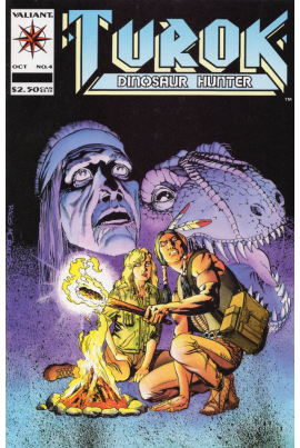 Turok, Dinosaur Hunter #4
