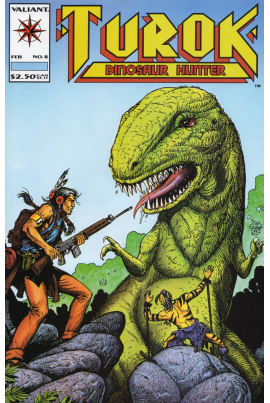 Turok, Dinosaur Hunter #8