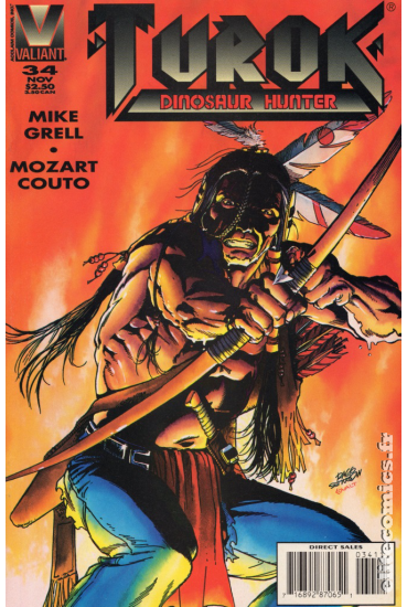Turok, Dinosaur Hunter #34